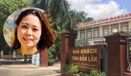 Khai trừ Đảng nữ Trưởng phòng mượn bằng của chị gái để thăng tiến ở Đắk Lắk