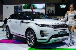 Range Rover Evoque mới thay đổi định nghĩa về SUV sang nhỏ gọn