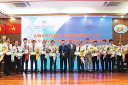 15 kỹ sư điện lực miền Nam được công nhận Kỹ sư chuyên nghiệp ASEAN