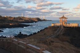 Những địa điểm selfie dành cho các cặp đôi khi đến đảo Jeju