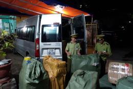 """Lạng Sơn chống buôn lậu, gian lận thương mại vào những khu vực """"nóng"""""""