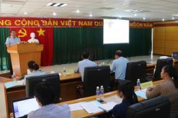 Hải quan An Giang đối thoại gỡ khó cho doanh nghiệp xuất khẩu