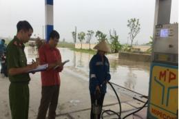 Xử phạt 110 triệu đồng với cây xăng vi phạm chất lượng tại Thanh Hóa