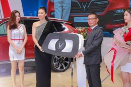 VinFast bàn giao xe 1,7 tỷ đồng cho đại sứ thương hiệu Ngô Thanh Vân