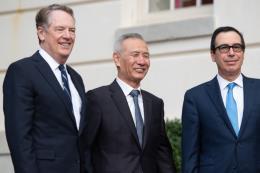 Mỹ muốn hoàn tất giai đoạn 1 của thỏa thuận thương mại với Trung Quốc