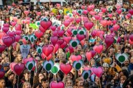 Canada: 8.000 người tuần hành cùng nhà hoạt động môi trường Greta Thunberg