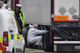 Vụ 39 nạn nhân thiệt mạng tại Anh: Việt Nam phối hợp với Anh giải quyết công việc hậu sự