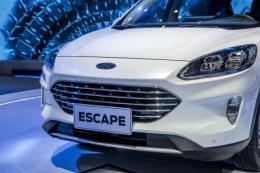 Ford Escape sẽ lắp ráp trong nước và ra mắt thị trường năm 2020
