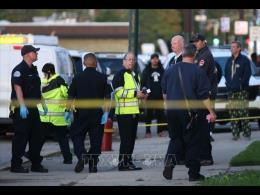 Mỹ: Xả súng tại một lễ hội trường học làm nhiều người thương vong