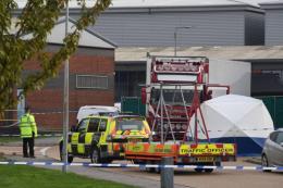 Vụ 39 người chết ở Anh: Đối tượng bắt giữ tại Ireland là đầu mối quan trọng