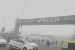 Chất lượng không khí ở thủ đô Ấn Độ giảm xuống mức