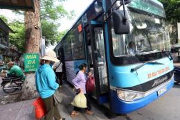 Phát triển xe buýt ở Hà Nội – Bài 1: Vừa thiếu vừa yếu