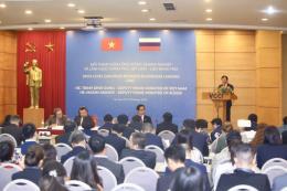 Việt Nam sẽ luôn tạo thuận lợi để các doanh nghiệp Nga đầu tư tại Việt Nam