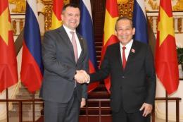 Phó Thủ tướng: Dầu khí là lĩnh vực hợp tác chiến lược đối với quan hệ Việt-Nga