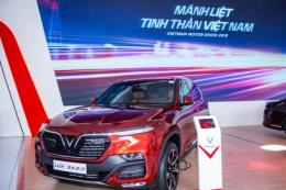 VinFast đã bán được 17.000 ô tô và 50.000 xe máy điện