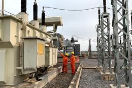 Cơ bản khôi phục cấp điện cho khách hàng bị ảnh hưởng do bão số 5