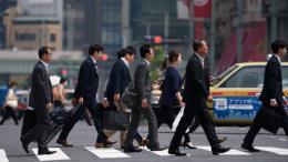Tỷ lệ thất nghiệp ở Nhật Bản tăng lên 2,4%