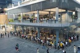 Huawei thúc giục Australia xét lại lệnh cấm tham gia mạng viễn thông 5G