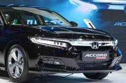 Bảng giá xe ô tô Honda tháng 11/2019, thêm sedan Accord phiên bản mới