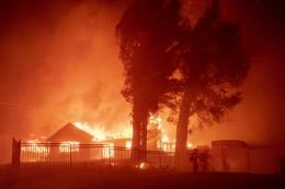 Tranh cãi giữa Tổng thống Trump và Thống đốc California về các vụ cháy rừng