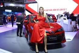 Bảng giá xe ô tô Toyota tháng 11/2019
