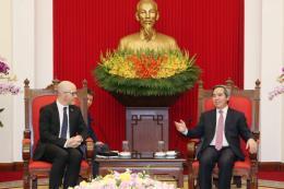 Tập đoàn Facebook chính thức mở rộng sản xuất sang Việt Nam