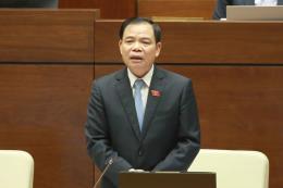 Quốc hội bắt đầu phiên chất vấn với Bộ trưởng Bộ NN&PTNN