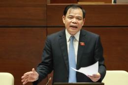 Kỳ họp thứ 8, Quốc hội khóa XIV: Bộ trưởng Nguyễn Xuân Cường trả lời về nông thôn mới
