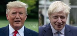 Mỹ cam kết về một thỏa thuận thương mại với Anh hậu Brexit