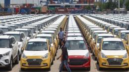 Suzuki và Toyota thành lập liên doanh xử lý ô tô phế thải tại Ấn Độ