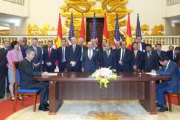 Vietnam Airlines ký kết hợp đồng hơn 1 tỷ USD bảo dưỡng động cơ và CNTT