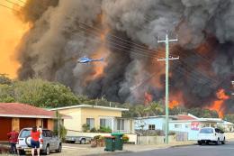 Chuyên gia: Các vụ cháy rừng ở Australia là do gió mùa kéo dài ở Ấn Độ