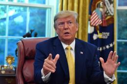 Tổng thống Trump đối mặt với sức ép trước các cuộc điều trần công khai