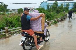Ứng phó với bão số 6: Nha Trang di dời hơn 15.400 người dân