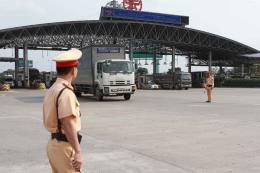Kiểm soát xe ô tô kinh doanh vận tải hành khách, hàng hóa trên các tuyến cao tốc