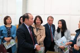Việt Nam học kinh nghiệm mô hình hợp tác xã của Nhật Bản