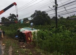 Tai nạn liên tiếp trên đèo Phú Hiệp, Lâm Đồng