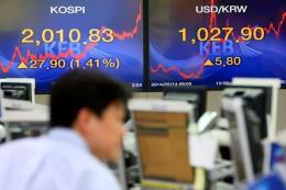 Nhu cầu đầu tư vào cổ phiếu tại Hàn Quốc gia tăng