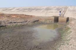 Hồ chứa nước Ka Pét kỳ vọng sẽ giải quyết khô hạn cho Bình Thuận