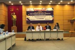 Sắp diễn ra Triển lãm quốc tế Việt - Nga