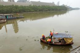 Sự cố tại Cty Xi măng Chinfon Hải Phòng: Thu gom được 98% lượng dầu tràn