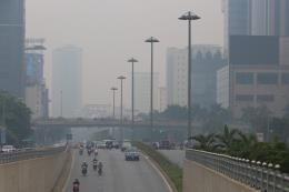 Chất lượng không khí ngày đầu năm mới như thế nào?
