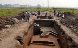 """Đề xuất khẩn cấp """"cứu"""" di chỉ khảo cổ học Vườn Chuối, Hà Nội"""