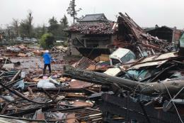 Hàng nghìn người dân Nhật Bản vẫn phải sống tại các trung tâm sơ tán sau siêu bão Hagibis