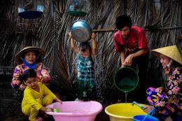Cà Mau sẽ có hơn 13.500 hộ dân thiếu nước nghiêm trọng vào mùa khô