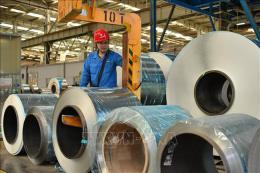 Mỹ bỏ thuế chống bán phá giá với thép cán nguội Hàn Quốc