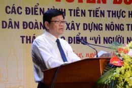 Đà Nẵng tuyên dương 95 tập thể, cá nhân trong xây dựng nông thôn mới