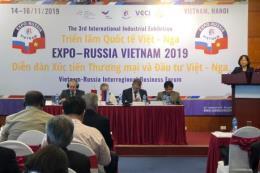 Cơ hội hợp tác đầu tư, thương mại cho doanh nghiệp Việt-Nga