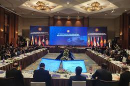 Phó Thủ tướng Trịnh Đình Dũng dự Hội nghị Bộ trưởng Giao thông Vận tải các nước ASEAN