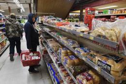 """Lĩnh vực bán lẻ """"đè nặng"""" lên triển vọng tăng trưởng kinh tế Mỹ"""
